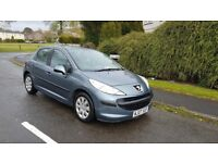 Peugeot 207 1.6 HDI- Full service hsitory+ 12 months MOT