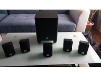 JBL Cinema 510 - home cinema 5.1 speaker system