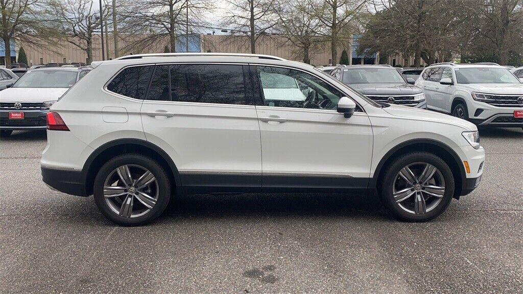 2021 Volkswagen Tiguan 2.0T SEL   eBay