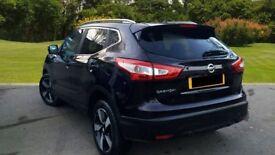 Nissan Qashqai 1.2 DIG-T N-Vision 5dr (18in Alloys)