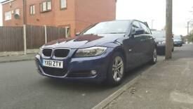 2012 BMW 3 series 316 d Efficiency with START/STOP - 1 owner swap a4 golf leon a3 cc