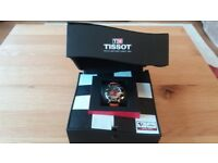 TISSOT Moto GP Official Watch. Limited Edition