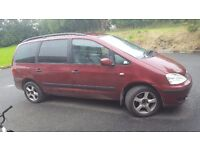 ***FORD GALAXY FOR PARTS OR REPAIR ***