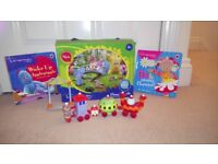 In the night garden ninky nonk bundle