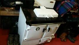 Multifuel arga for heating and water £300ono