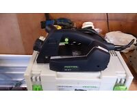 FESTOOL EHL-65 E PLUS Electric plane