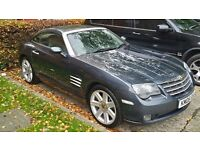 Chrysler Crossfire 2006, 3.2, MOT 06/17