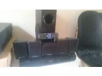 Panasonic 5.1 Surround Sound Home Cinema System