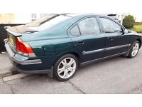 Stunning Volvo S60 D5 Diesel Low miles,Long Mot Service hist