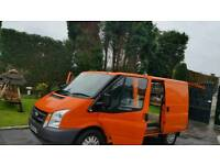 FORD TRANSIT VAN T330 SWB HEAVY DUTY CHASSIS FULLY LOADED EXTRAS