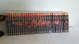 33 Inspector Morse DVDs - pre-loved