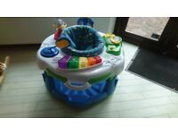 Leapfrog learn and groove activity station/ Jumperoo