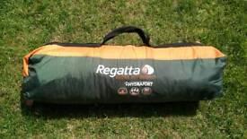 Regatt grate outdoor hydrafort 4 man tent! Can deliver or post!