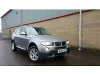 ONE OWNER BMW X3 2.0D SE FINANCE & WARRANTY AVAILABLE