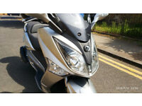 Sym Joymax Gts 125i 2014 Top Box Paging Alarm Heat Grips