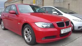 **FOR BREAKING** 2009 BMW 318 D.