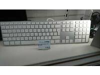 Apple wired key board