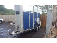 Ivor williams 505 horse trailer