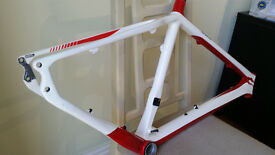 New OnOne Carbon XC Whippet Frame 20 Inch For Sale £200 ono