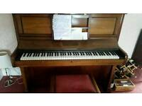 Piano by John broadwood & sons