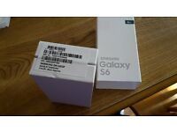Brand new Samsung galaxy s6 (sealed)