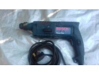 BOSCH POWER PLUS SDS HAMMER 230V