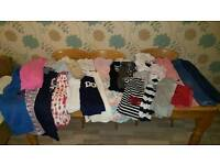 large 9-10 years girls clothes bundle