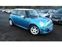 MINI Hatch 1.6 Cooper S 3dr,1 YEAR MOT, FULL SERVICE HISTORY, HPI CLEAR, GOOD CONDITION,