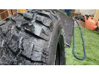 All TERRAIN wheels and Tyres