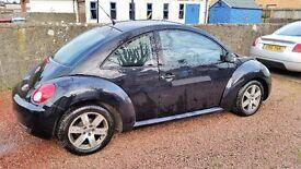2006 VW Beetle 1600cc 3 door Hatchback