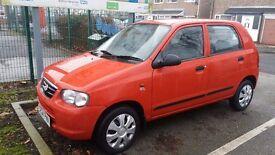 Suzuki Alto for sale,