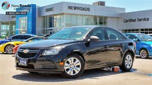 2014 Chevrolet Cruze 2LS 2LS, NO ACCIDENT, PWR GRP, FULLY SER...