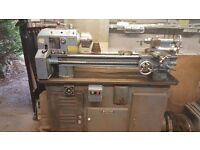Boxford Mk 2 B Model Metal Cutting Lathe