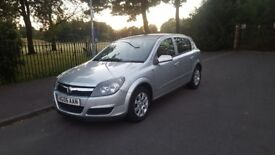 Vauxhall Astra 1.8 Automatic, 5dr, drives great, low low mileage long mot