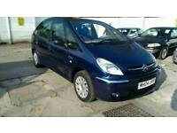 2004 Citroen Xsara Picasso 2.0 HDI diesel 55000 miles only verified loads of service history
