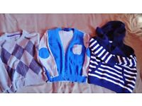 Boy's jumpers
