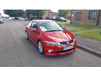Honda Civic FN2 Type R GT 2007 (57) Milano Red Low Mileage