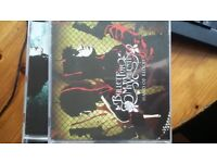 Bullet for my Valentine - Hand of Blood enhanced CD