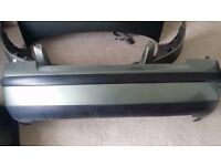 Vw Passat saloon rear bumper