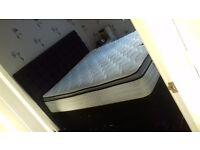 Super kingsize bed brilliant condition