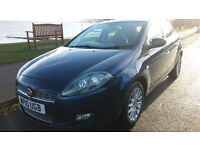 FIAT BRAVO 1.6 DYNAMIC ECO M-JET DIESEL***EXCELLENT CONDITION***£30 PER YEAR ROAD TAX AND 70+MPG***