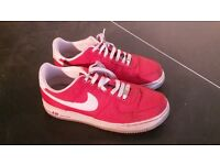 NIKE AIR FORCE ONE FOR SALE SIZE 8. GENUINE