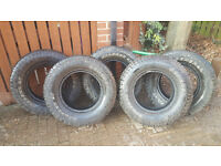 X5 General Grabber A/T 245/75/R16 4x4 Tyres
