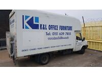 K&L Home and Office Removals - FLASH SALE - New and Second Hand Office Furniture