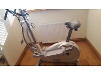Exercise bike..Reebok bargin price