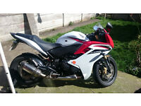 Honda CBR 600 2012 Mint Condition with extras