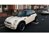 Mini Cooper 2004 1.6 BREAKING ALL PARTS