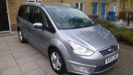 FORD GALAXY 2013 2L POWERSHIFT HPI CLEAR FULL HISTORY