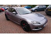 2004 Mazda RX-8 4dr, Full Mot, Lovely Car, Lovely condition, Amazing to drive, Great opportunity.