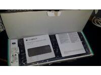 Logitech wireless keyboard - Living Room Keyboard K410